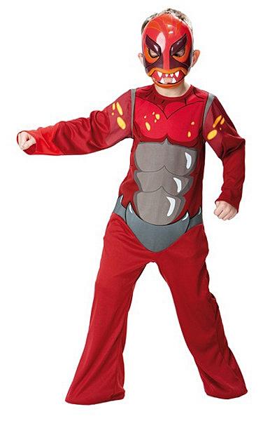 Karnevalové kostýmy - Kostým Gormiti Volcano Classic