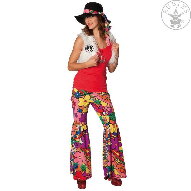 Karnevalové kostýmy - Kostým Hippie Girl