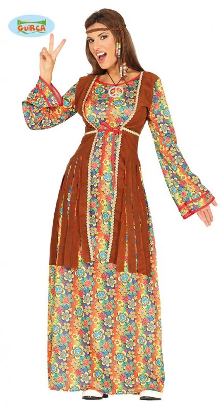 Kostýmy - Kostým Hippie s vestou M