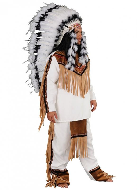 Kostýmy - Kostým SITTING BULL -