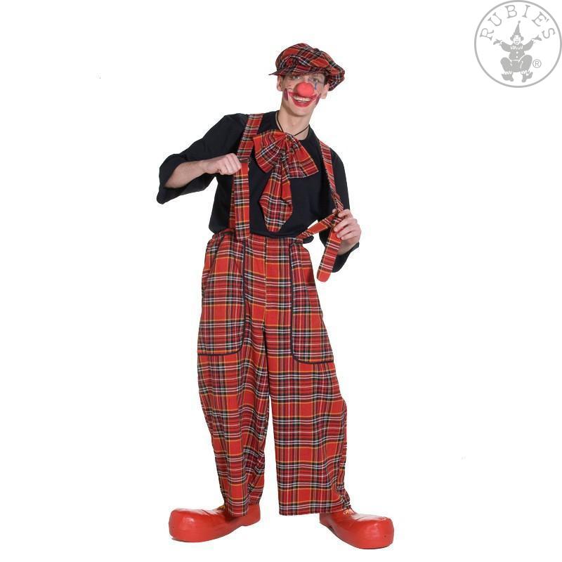 Karnevalové kostýmy - Traky kárované