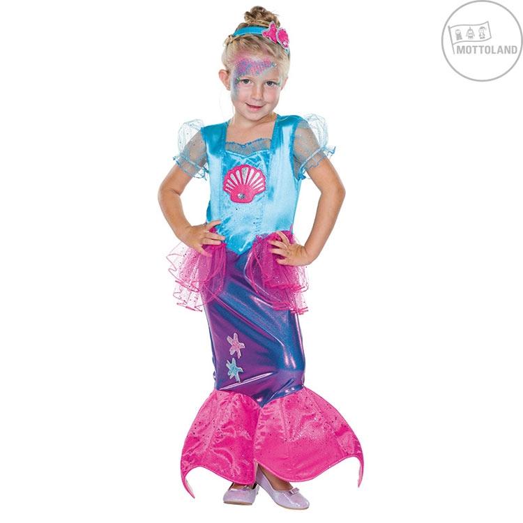 Karnevalové kostýmy - Malá morská víla