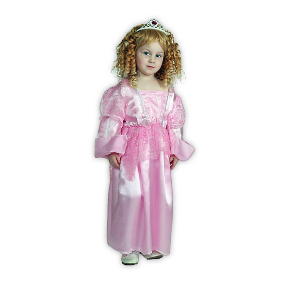 Karnevalové kostýmy - Malá princezná - kostým