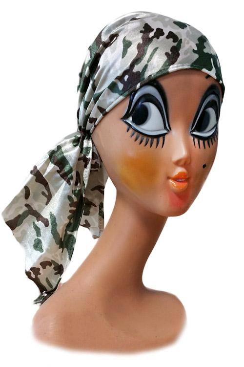 Klobúky a čiapky - Maskáčová šatka