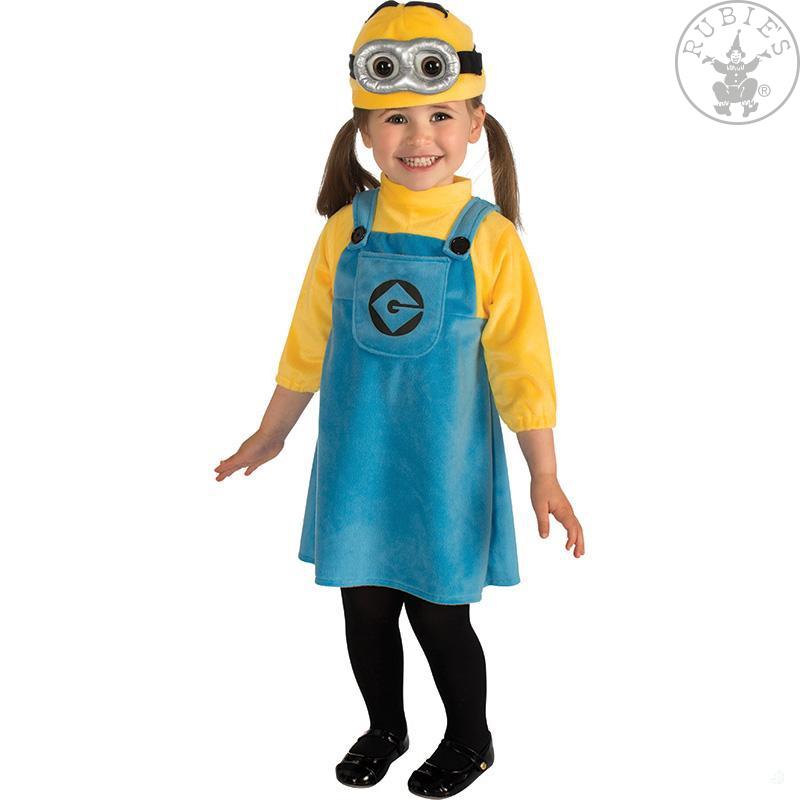 Kostýmy - Kostým mimoni - 12 - 18 mesiacov