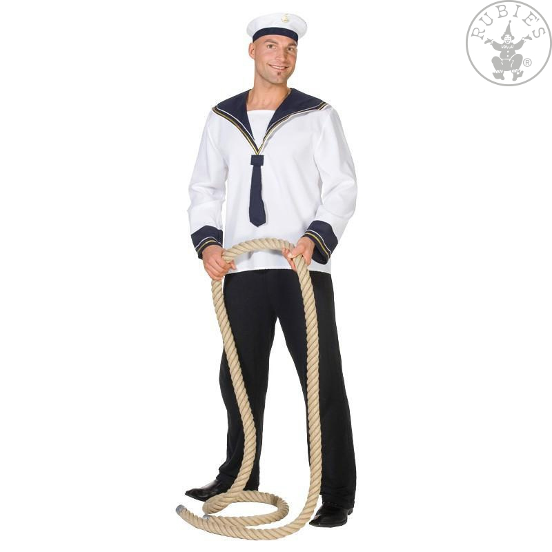 Karnevalové kostýmy - Námorník - blúza