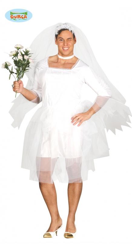 Kostýmy - Nevesta - pánsky kostým