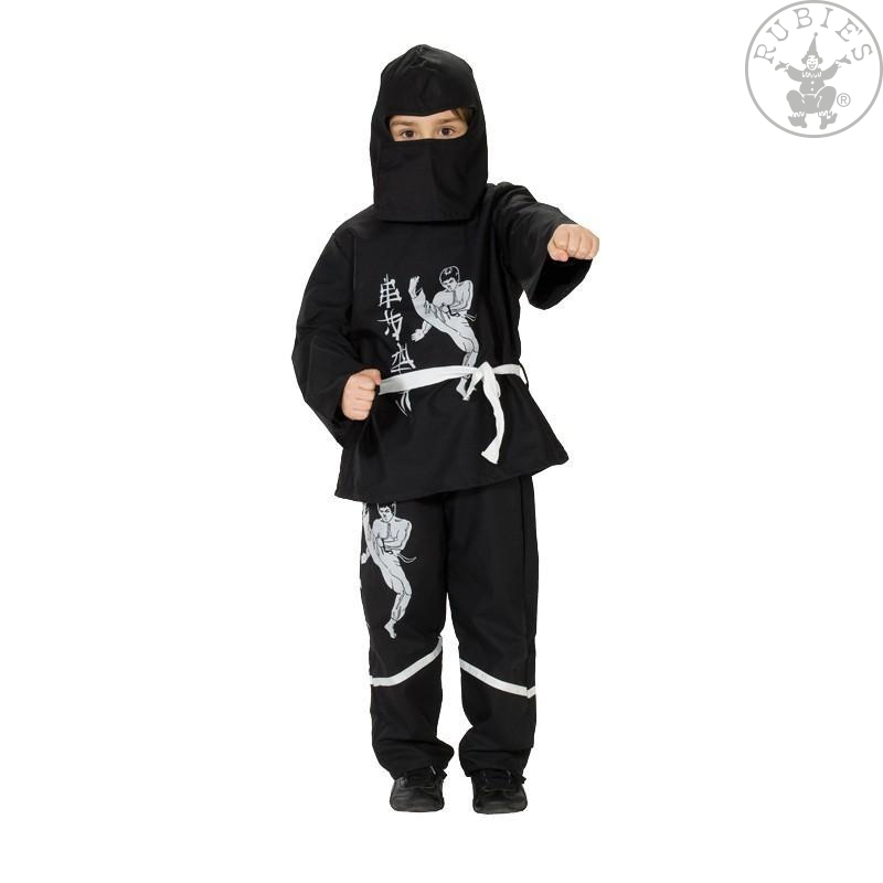Kostýmy - Ninja black