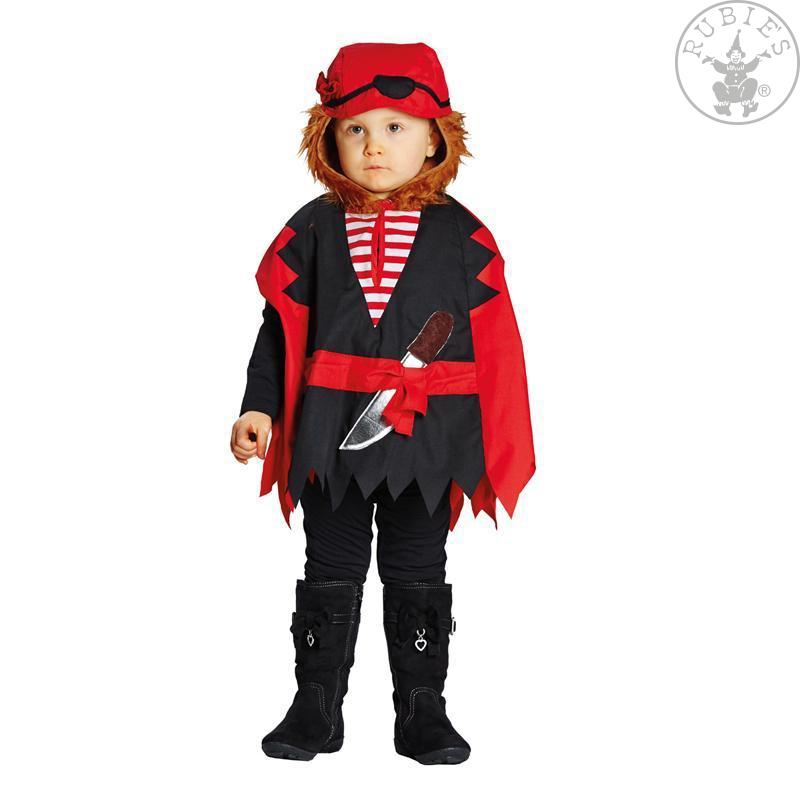 Karnevalové kostýmy - Pirátska pelerína