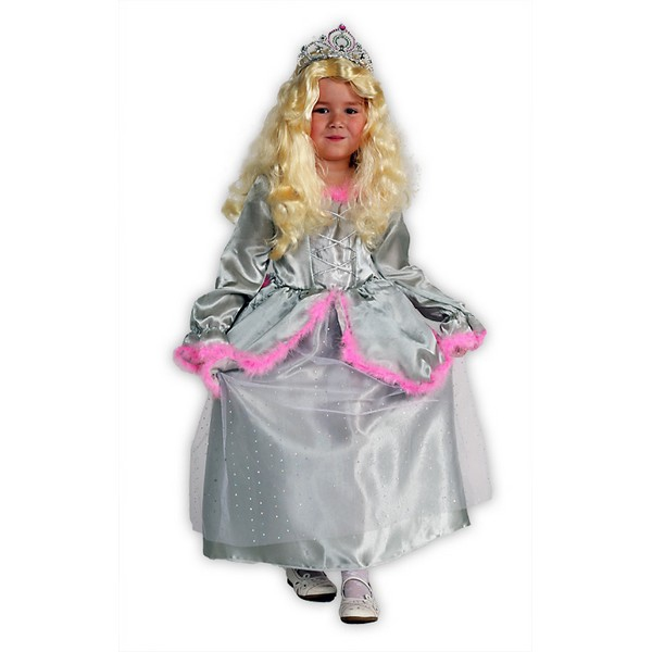 Karnevalové kostýmy - Princezná s rúž . labutienkou