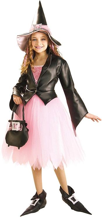 Kostýmy - Runway Witch