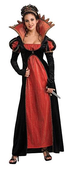 Výpredaj, zľavy - Scarlet Vamptess - kostým D VADA
