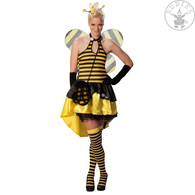 Karnevalové kostýmy - Sexy včielka - karnevalový kostým
