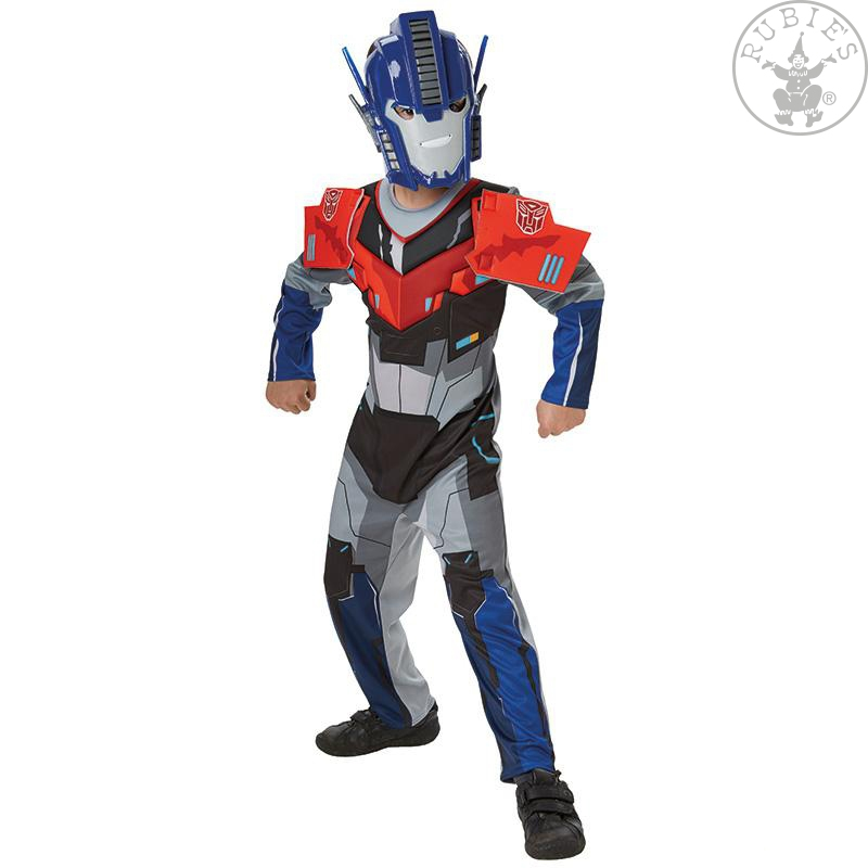 Kostýmy - TF Robots in Disguise Optimus Prime Deluxe Child x