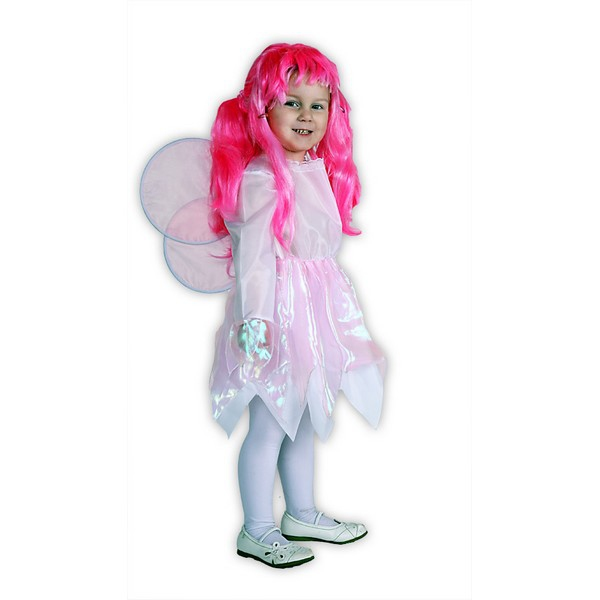 Kostýmy - Víla s krídlami - detský kostým