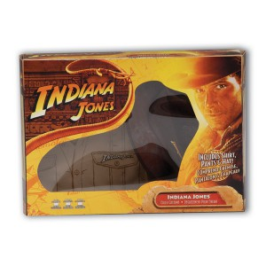 Indiana Jones Box set  - licenční kostým D