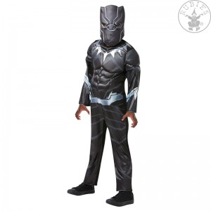 Black Panther Avengers Assemble Deluxe - Child