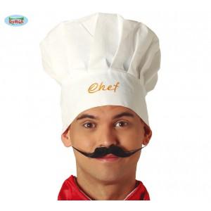 CHEF - kuchařská čepice