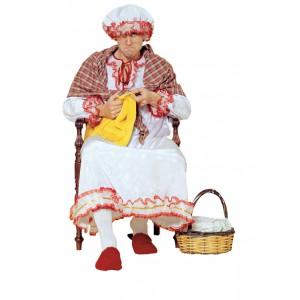 Kostým babička