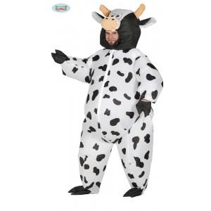 Obří kráva - kostým